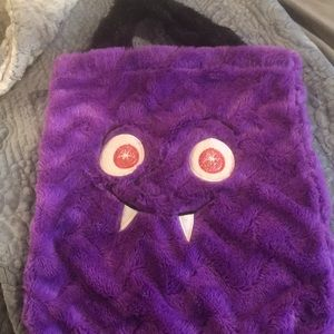 """Other - Kid's """"Spooky"""" Furry Tote Bag"""